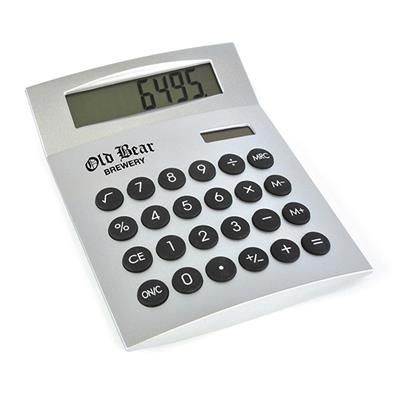 Picture of ARISTOTAL CALCULATOR in Silver
