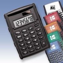 Picture of GAUSS CALCULATOR in Blue
