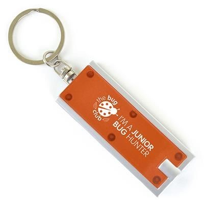 Picture of DHAKA KEYRING TORCH LIGHT LIGHT in Amber