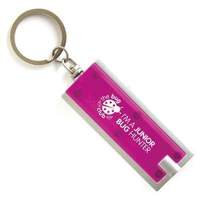 Picture of DHAKA KEYRING TORCH LIGHT LIGHT in Pink