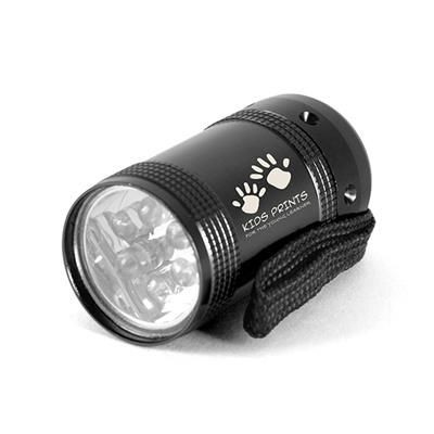 Picture of BLACKHILL METAL TORCH in Black