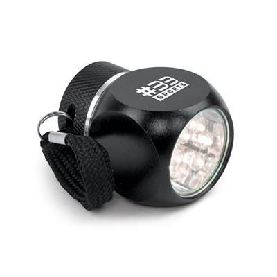 Picture of CUBE METAL TORCH in Black