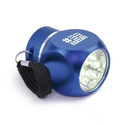 Picture of CUBE METAL TORCH in Blue