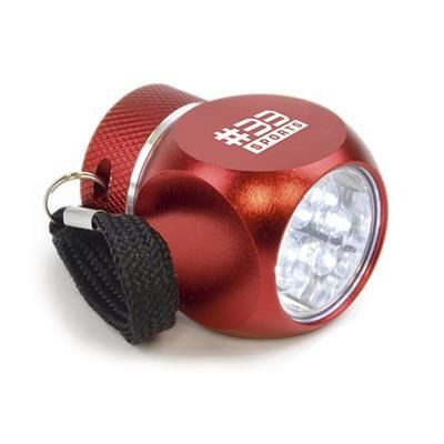 Picture of CUBE METAL TORCH in Red