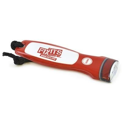 Picture of TOON FLAT TORCH in Red