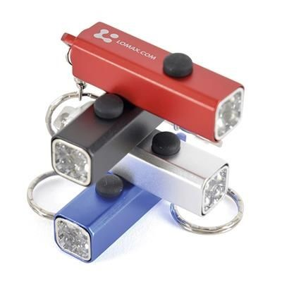 Picture of CUBOID TORCH KEYRING