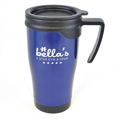 Picture of DALI COLOUR TRAVEL MUG in Blue
