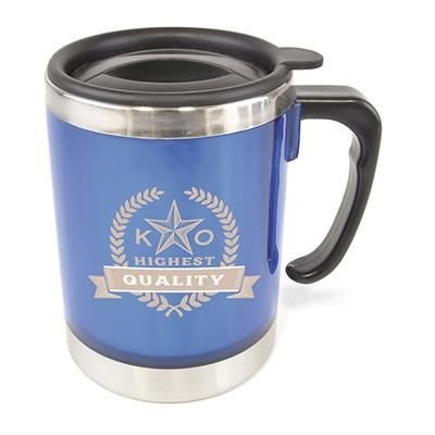 Picture of MATISSE TRAVEL MUG in Blue