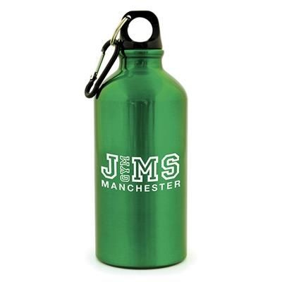 Picture of POLLOCK METAL DRINK BOTTLE in Green