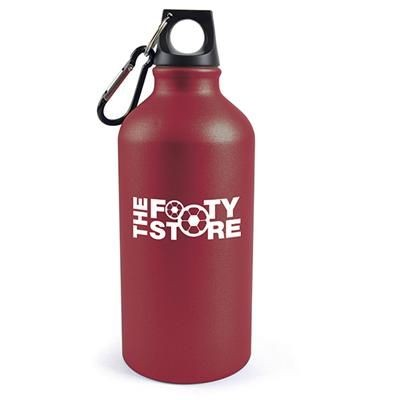 Picture of DALTON METAL DRINK BOTTLE in Red