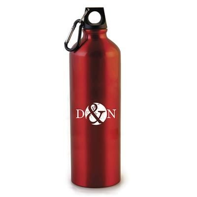 Picture of KENNEDY 1LTR DRINK BOTTLE in Red