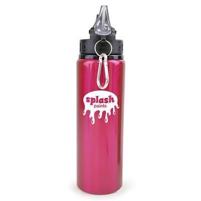 Picture of CHERUB METAL WATER BOTTLE in Pink