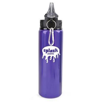 Picture of CHERUB METAL WATER BOTTLE in Purple