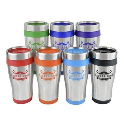 Picture of ANCOATS STAINLESS STEEL METAL TUMBLER