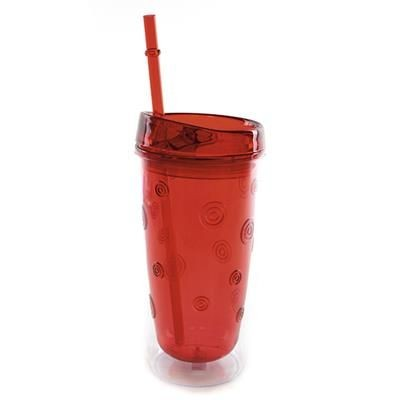 Picture of CHESTER TUMBLER in Red