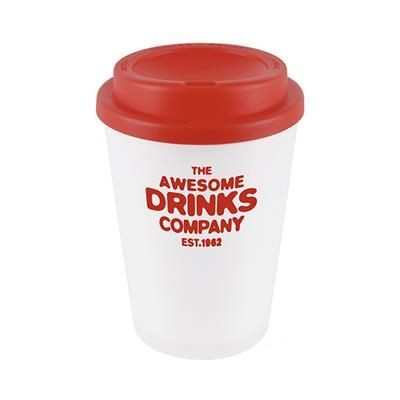 Picture of HADDON TAKE OUT TRAVEL MUG in Red