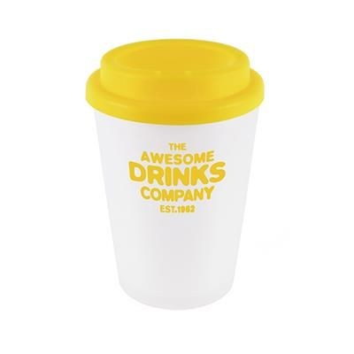 Picture of HADDON TAKE OUT TRAVEL MUG in Yellow