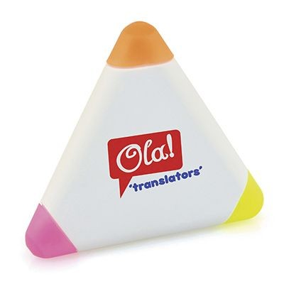 Picture of SMALL TRIANGULAR HIGHLIGHTER