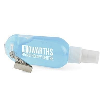 Picture of LARGE SANITISER in Blue