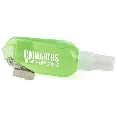 Picture of LARGE SANITISER in Green