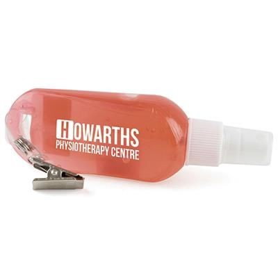 Picture of LARGE SANITISER in Red