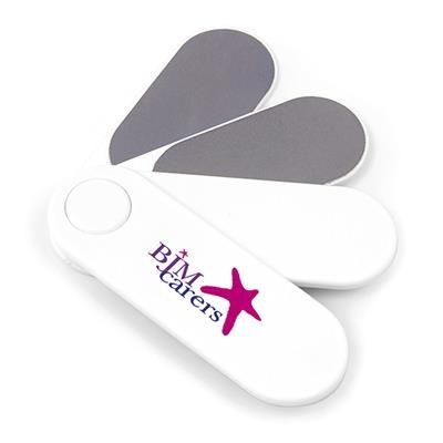 Picture of TUPLET NAIL FILE in White