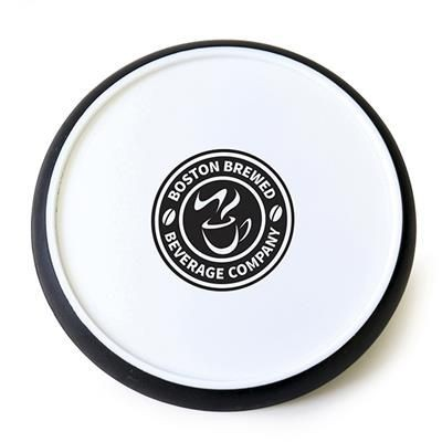 Picture of ROUND DISC COASTER in Black