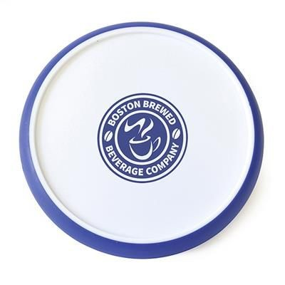 Picture of ROUND DISC COASTER in Blue
