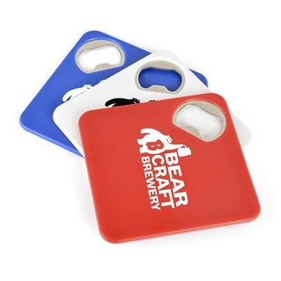 Picture of COASTER BOTTLE OPENER