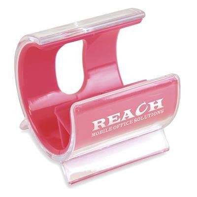 Picture of TURBO MOBILE PHONE HOLDER in Pink