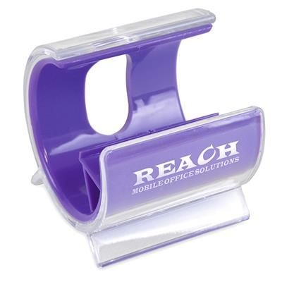 Picture of TURBO MOBILE PHONE HOLDER in Purple