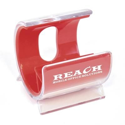 Picture of TURBO MOBILE PHONE HOLDER in Red