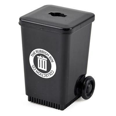 Picture of WHEELIE BIN in Black