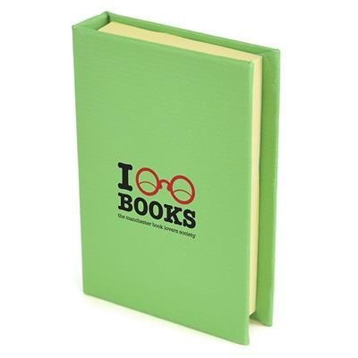 Picture of HARDBACK FLAG PAD in Green