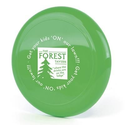Picture of FLYING ROUND DISC in Green