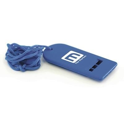 Picture of FLAT WHISTLE in Blue