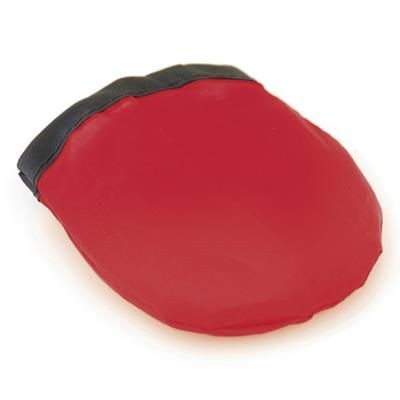 Picture of FOLDING FLYING ROUND DISC in Red