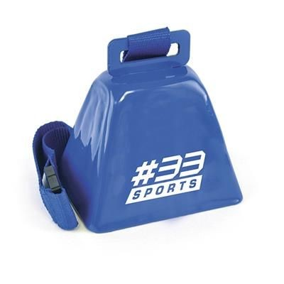 Picture of COW BELL in Blue
