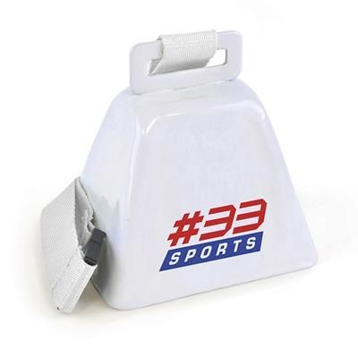 Picture of COW BELL in White