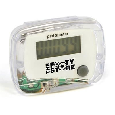 Picture of CARMEL PEDOMETER in Translucent