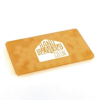 Picture of MINTS CARD in Amber