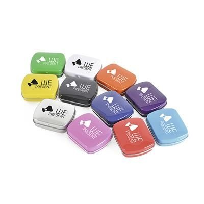 Picture of MICRO RECTANGULAR MINTS TIN
