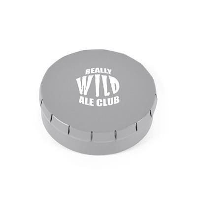 Picture of CLIC CLAC MINTS TIN in Grey