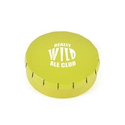 Picture of CLIC CLAC MINTS TIN in Light Green