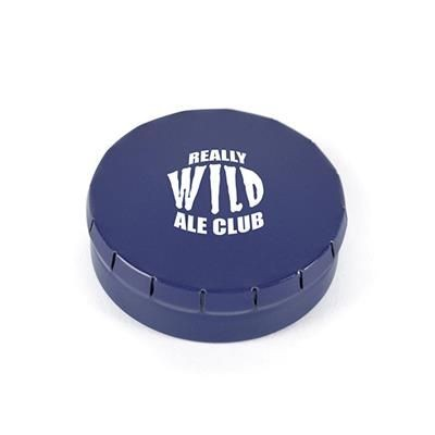 Picture of CLIC CLAC MINTS TIN in Navy Blue