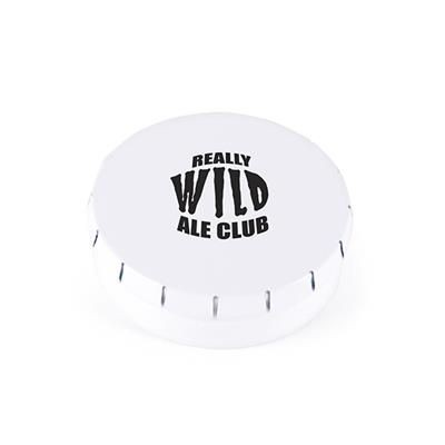 Picture of CLIC CLAC MINTS TIN in White