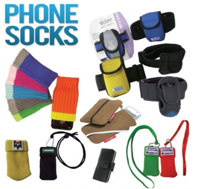 Picture of MOBILE PHONE SOCKS