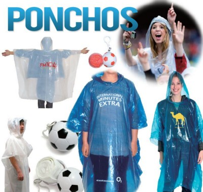 Picture of RAIN PONCHO