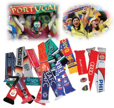 Picture of FAN SCARF