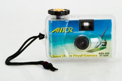 Picture of UNDERWATER CAMERA